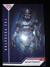 Neca Emissary Predator action figure unopened