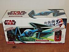 NEW SEALED Star Wars TIE INTERCEPTOR - Legacy Collection TRU Exclusive 2009