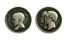 pcc1838_69) Médaille Napoléon III BAPTEME DU PRINCE IMPERIAL 14 juin 1856 mm 16