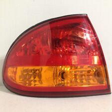 1999 2000 2001 2002 2003 2004 Oldsmobile Alero Left Driver Tail Light OEM Shiny