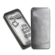 One piece 1 kilo 0.999 Fine Silver Bar Valcambi with Assay-86730 Lot 7325