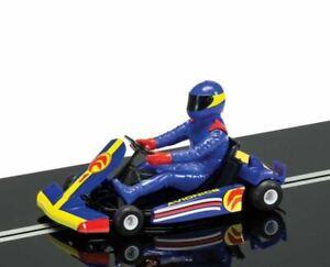 Scalextric C3668 - Super Kart No 1 - Avionics - blue (DPR)