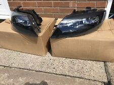 AUDI Q7 LHD Euro Spec Head Lights Pair 2008