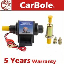 New 4-7 psi Electric Fuel Pump Use w/Carburetor 35 GPH Electric Universal