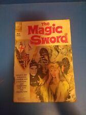 The Magic Sword Comic Book