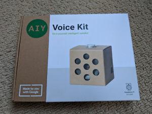 Google AIY Kit with Raspberry Pi