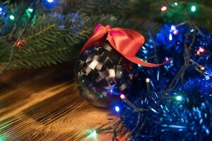Exclusive forget carbon Christmas Balls