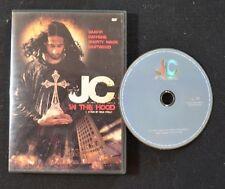 JC In The Hood (DVD, 2008)  LN  RARE