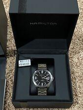 Hamilton Khaki Aviation Swiss Automatic Watch 42mm H766650 Excellent Condition