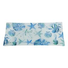 Oceanside Icon Glass Tray