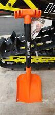 1 LifeLine Snowmobile Shovel Polaris Arctic Cat Yamaha SkiDoo Snowmobiles Orange