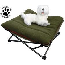 New Outdoor Connection Dog Beds Camping Canvas Cover With Carry Bag Large Small