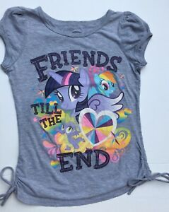 MY LITTLE PONY Short Sleeve Officially Licensed Graphic shirt kid size 6x tee