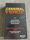Cannibal Ferox - Original Pre-Cert Betamax Ex Rental Small Box Video