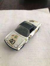 Rare Vintage Solido no.36 Porsche 914/6 Rallye Original Box