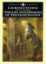 Tristram Shandy: Life and Opinions of Tristram Shandy, Gentleman (English Libr,