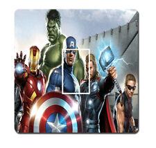 Marvel Avengers Light Switch Cover