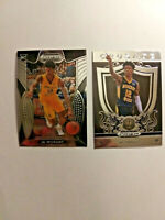 2019 Ja Morant Panini Base Prizm Rookie RC #65 and Crusade Base #11 LOT of Two