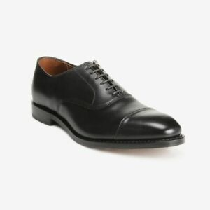Allen Edmonds Park Avenue Cap-Toe Lace-up Oxford (Premium Calf, Black or Merlot)