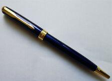 Parker Sonnet Series Blue Color Golden Clip Ballpoint Pen