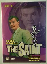 The Saint - Set 5 (DVD, 2002, 2-Disc Set) - FACTORY SEALED