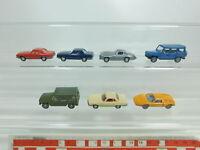 BK62-0,5# 7x Wiking H0/1:87 Auto Mercedes/MB: C111 + 300 SL + 350 SL etc, TOP