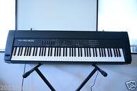 ROLAND RD-500 DIGITAL PIANO 88-key professional overhauled! w/ semi flight case