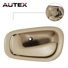 80890 Interior Door Handle For 98-02 TOYOTA COROLLA Front Rear Left Driver Side