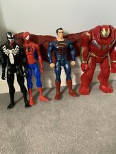 Marvel and DC action figures bundle