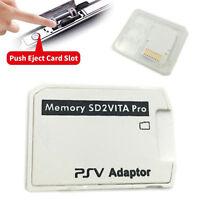 2018 V5.0 SD2VITA PSVSD SD Memory Card  Adapter For PS Vita Henkaku 3.60