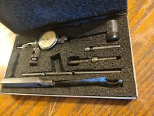 Starrett Last Word Dial Indicator No 711 With Case Not Complete