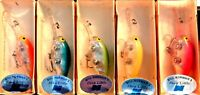 """Rare Vintage Bill Norman Lures Deep Little """"N"""" - Choice of Color (One Package )"""
