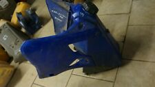 96-97 Yamaha YZ125 Right Left Side Cover Fairing Fuel Tank 4SS-21741-00 DT85