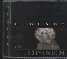 LEGENDS DOLLY PARTON CD 1 Like new