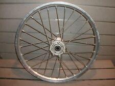 TM MX85,TM85,motocross,mini,front wheel,front rim,front hub,front wheel assy