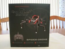 2017 MARVEL SPIDERMAN HOMECOMING SPIDER-DRONE--SKYROCKET OFFICIAL MOVIE EDITION