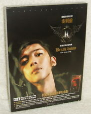 Kim Hyun Joong Vol.1 Break Down Taiwan Ltd CD New Ver. (SS501)