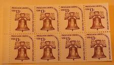 US Stamp 1595c Booklet Pane MNH