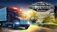 American Truck Simulator   Steam Key   PC   Digital   Worldwide  