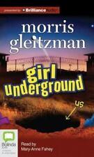 Girl Underground, Morris Gleitzman (2012 MP3 CD Unabridged) Audiobook Free Ship!