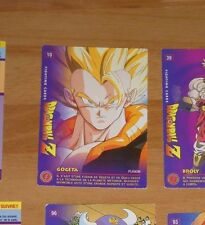 DRAGON BALL Z GT DBZ FIGHTING CARD CARDDASS NOT PRISM CARTE 10 FR PANINI **