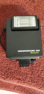 Vintage Underground Bounce 280 Auto Electronic Flash Unit