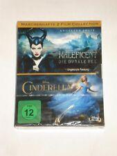 Maleficent / Cinderella Blu Ray Doppelpack