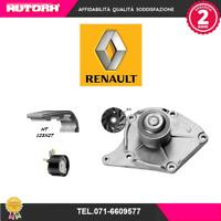 KIT12-G Kit distribuzione c/pompa acqua Renault 1.5 dci (ORIGINALE RENAULT)