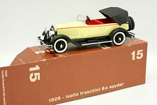 RIO 1/43- Isotta Fraschini 8A Spider 1926 15
