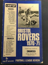 26/12/1970 Bristol Rovers v Swansea, Division 3