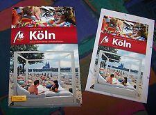 KÖLN - MM-City - mit Extra-Stadtplan # 2013 MICHAEL MÜLLER Verlag