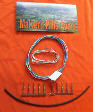 Tonearm Rewire Kit 4M of Silver Plated Wire + 4% Solder +10 x Tags + Heat Shrink