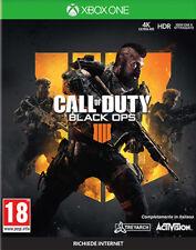 Call of Duty: Black Ops 4 - XONE - NUOVO/SIGILLATO - [XONE0645]