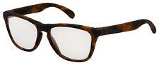 Oakley Frogskins RX Eyeglasses OX8131-0754 Matte Brown Tortoise Frame[54-17-138]